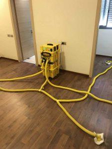 מערכת ייבוש תת רצפתי